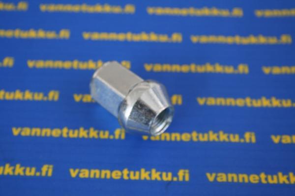 Vannetarvikkeet » Kierteen nousu 1,5 mm » Bimecc Avomutteri lyhyt 1,5mm nousu, 12mm - vannetukku.fi