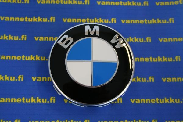 Vannetarvikkeet » BMW » BMW alkuperäinen keskimerkki aluvanteeseen - vannetukku.fi