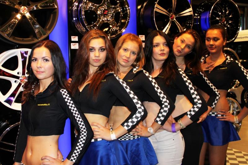 X-Treme Car Show, Helsinki