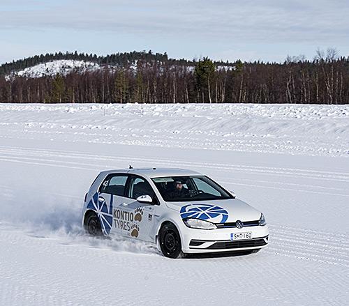 Kontio IcePaw - TestWorld Ivalo