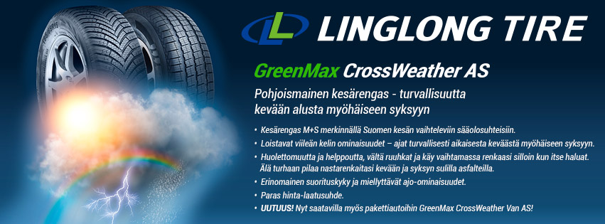Linglong GreenMax CrossWeather AS